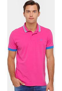 Camisa Polo Triton Piquet Frisos Masculina - Masculino