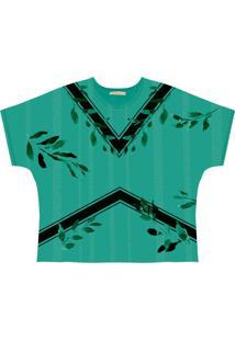 Blusa Feminina Verde