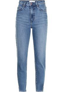 Nobody Denim Calça Jeans Skinny Cenoura Kennedy - Azul