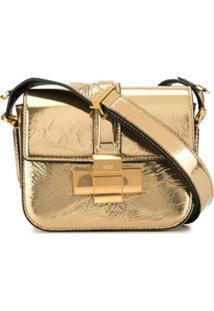 Nº21 Bolsa Tiracolo Lolita - Dourado