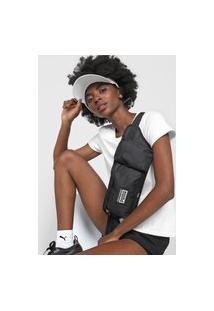 Pochete Puma Academy Multi Waist Bag Preto