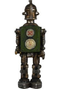 Enfeite Robo 55 Kasa Ideia