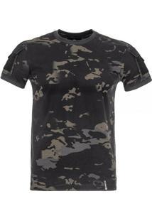 Camiseta Invictus Army Camuflada Multicam - Masculino