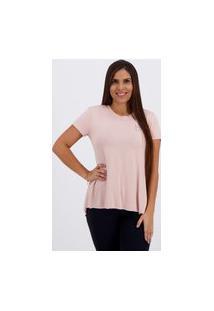 Camiseta Fila Studio Train Ii Feminina Rosa