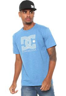 Camiseta Dc Shoes Star Epic Azul