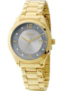 Relógio Condor Feminino - Co2115Tg/4C Co2115Tg/4C - Feminino-Dourado