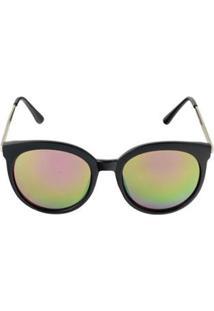 dc0e697fb5275 R  119,90. Netshoes Óculos De Sol Khatto Elegancy Feminino ...