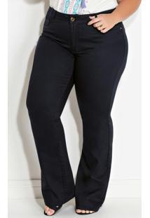 Calça Sawary Plus Size Jeans