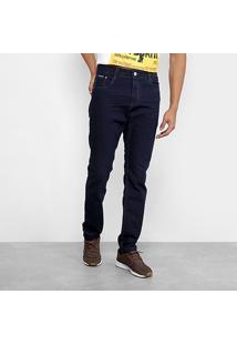 Calça Jeans Code Skateboard Masculina - Masculino