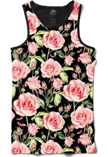 Camiseta Bsc Regata To Bloom Full Print - Masculino