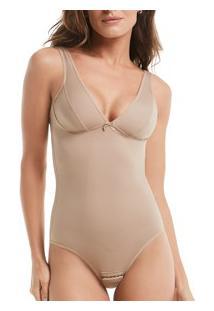 Body Modelador Sem Bojo Mondress (340)
