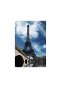 Painel Adesivo De Parede - Torre Eiffel - 559Pn-G