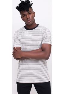 Camiseta Jacquard