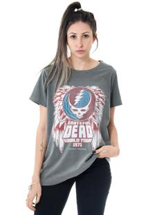 Camiseta Korova Rock Tees Grateful Dead