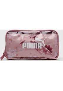 Pochete Puma Core Seasonal Sling Pouch Rosa