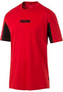 Camiseta Puma Rebel Masculina - Masculino