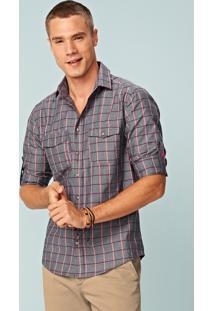 Camisa Masculina Adulto Enfim