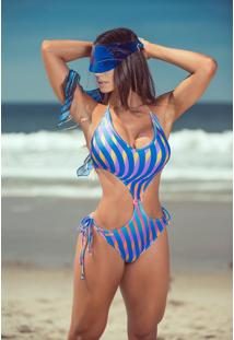 Maio Swinsuit Superhot Sunset Beach Estampado M