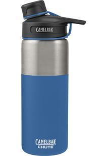 Garrafa Térmica Camelbak 600Ml Chute Vacuum Insulated Stainless Azul