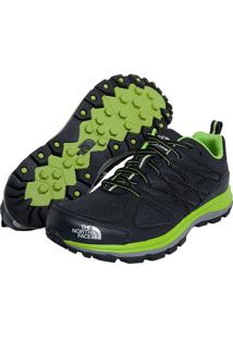 Tênis The North Face Lite Wave Preto
