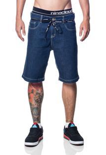 Bermuda Nineclouds Blue Jeans