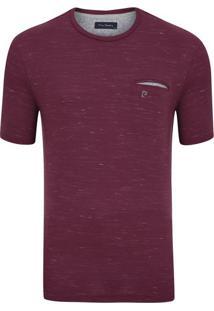 Camiseta Malha Oregon Vinho