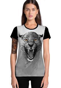 Camiseta Ramavi Tigre Preta
