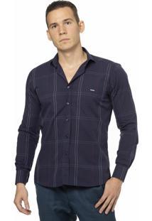 Camisa Alfaiataria Burguesia Slim Fit Classics