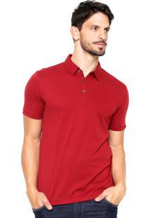 Camisa Polo Vr Logo Vermelha