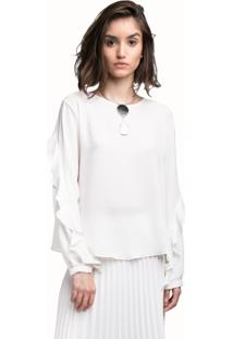 Blusa Envy Marie Off-White