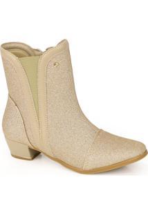 Ankle Boots Infantil Pampili Divas