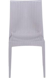 Cadeira Rattan Or Design Bege