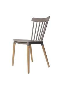 Cadeira Pierre Cinza Escuro 84 Cm (Alt) - 43819 Cinza