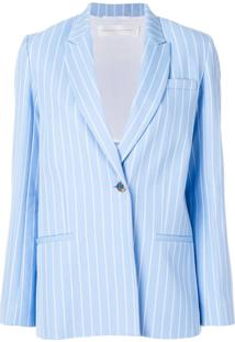 Victoria Victoria Beckham Blazer Slim - Azul