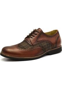 Sapato Oxford Shoes Gran Chess - Masculino