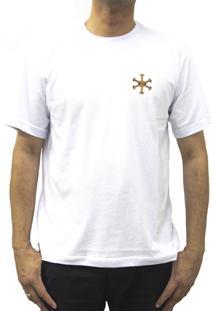 Camiseta Snoway Degrade Branco