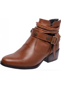 Bota Country Mega Boots 1329 Caramelo