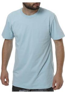 Camiseta Manga Curta Masculina Linha Leve - Masculino