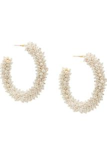 Mignonne Gavigan Taylor Earrings - Branco
