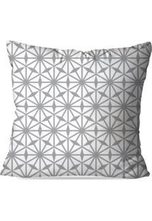 Almofada Avulsa Decorativa Geometrico