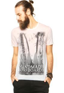Camiseta Sommer Estampa Off-White