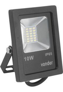 Refletor De Led 10W Rlv 010 Vonder - 8075065010