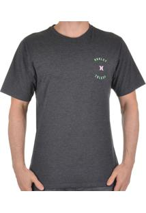 Camiseta Hurley Toledo Praying Hands Masculina - Masculino
