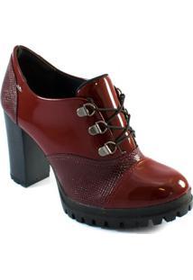 Ankle Boot Feminina Snake Inverno 2019 Dakota G1481