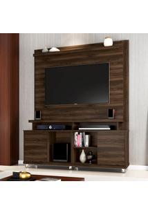 Estante Para Tv Até 65 Polegadas 2 Portas Aspen Capuccino - Móveis Germai