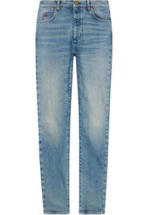 Gucci Calça Jeans Skinny - Azul