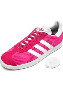 Tênis Adidas Originals Gazelle Rosa