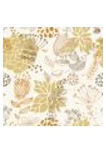 Papel De Parede Adesivo - Flores E Folhagens - 064Ppn