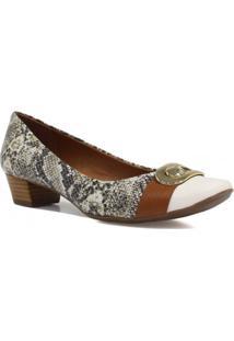 Sapato Jorge Bischoff Scarpin Metal