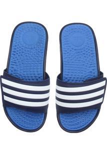 Chinelo Adidas Adissage Tnd U Azul
